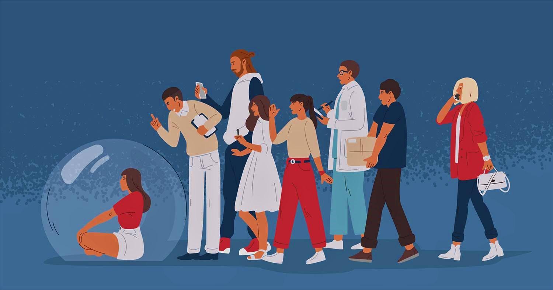 کتاب جاناتان مرغ دریایی و جامعه